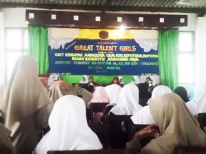 Great Talent Girls