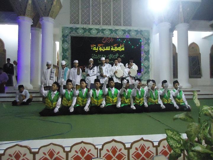 Madubah Sanawiyah 2013