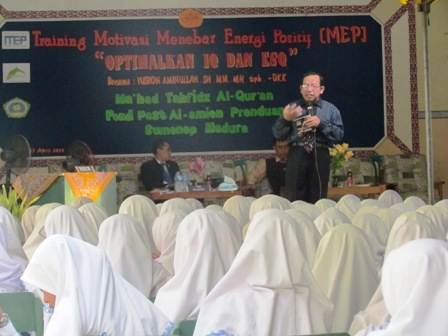 training mep ritma 2014