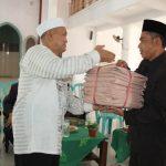 Penyerahan Soal Ujian Akhir Tahun TMI Al-Amien Prenduan
