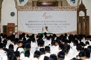 Pembukaan Khotmul Qur'an